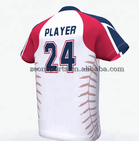 Top grade men pullover majestic baseball jersey Wholesale cheap 100% Polyester  Blank Plain Baseball Jersey 085692c90