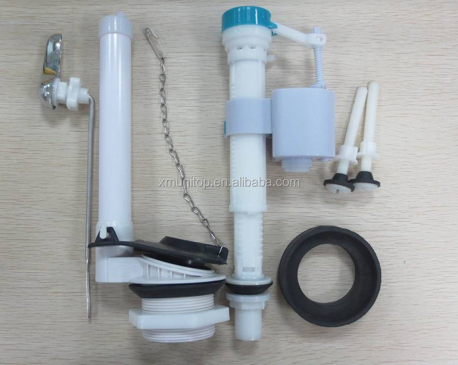 Toilet Flapper Flush Valve Single Flush Valve Toilet Fill