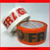 Pressure Sensitive Adhesive Type and Water-Proof Crystal Clear BOPP Tape