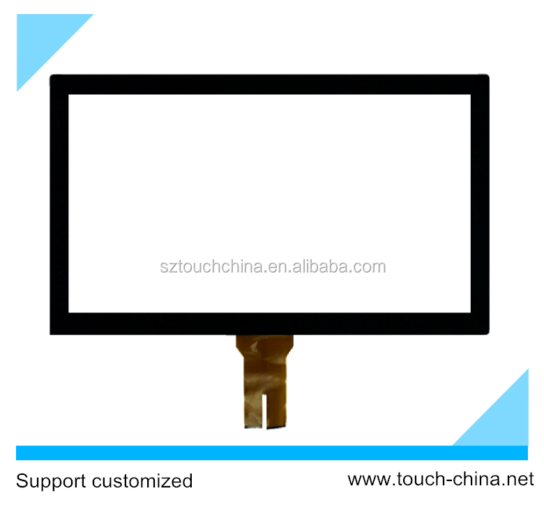 32 inch game table touch screen panel glass with lcd replacement panels
