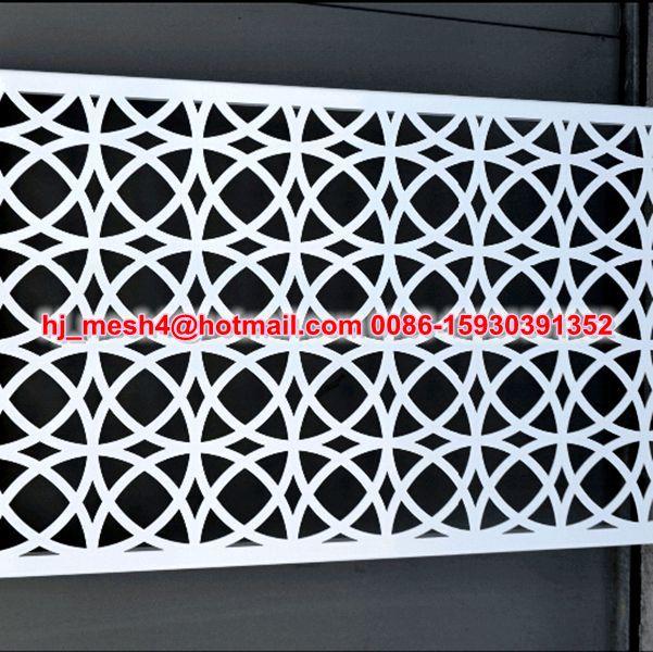 Good Design Laser Cut Decorative Panels