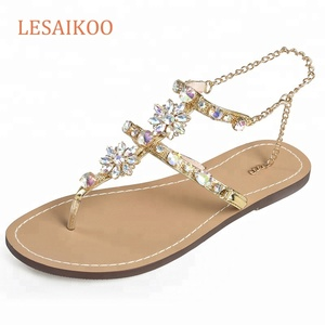 f73e1e53b72a61 China flat lady sandal wholesale 🇨🇳 - Alibaba