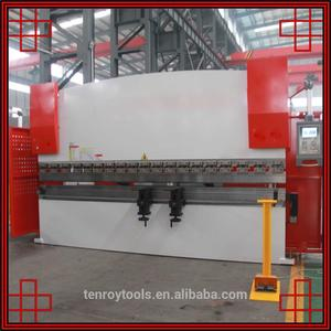 cnc hyraulic press brake machine,automatic machine bending,metal sheet bending machine part
