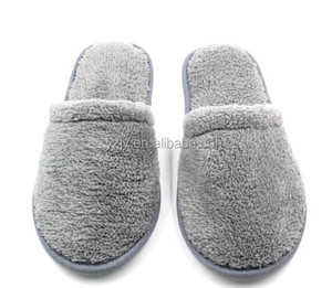 washable personalized Hotel Disposable Airline Slipper
