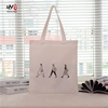 High-end recyclable canvas shopping bag