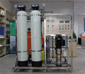 auto /automatic flush ro water reverse osmosis filter filtration 500LPH