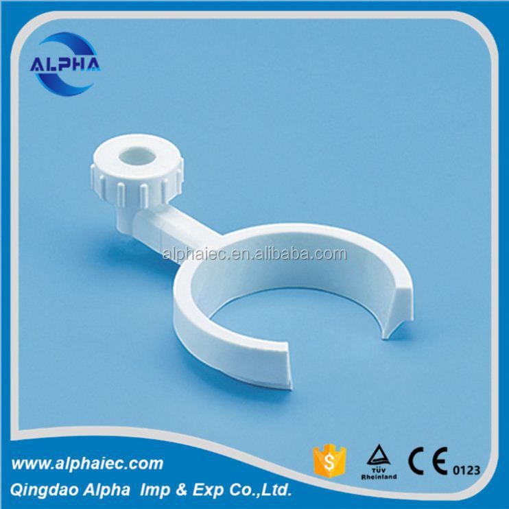 Lab Funnel holder with clamp