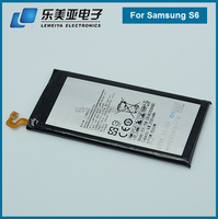 GB/T18287 Original Replacement Lipo Cell Phone Battery for Samsung Galaxy S6 G9200 G920A G920F G920P G920V