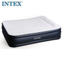 INTEX Inflatable Deluxe Pillow Rest Raised Airbed