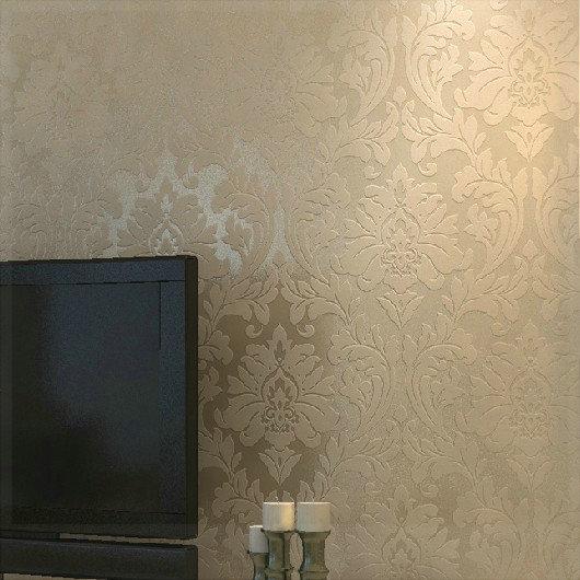 metallic wallpaper for walls - photo #6