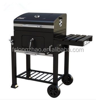 Outdoor Charcoal Grill Bbq Indoor Portable