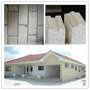 Insulation Concrete Lightweight Polyurethane Foam Block