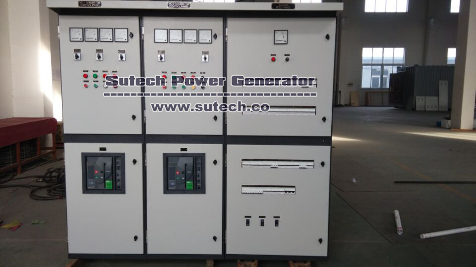 Ccs Bv Abs 400v Main Switchboard For Marine Generator