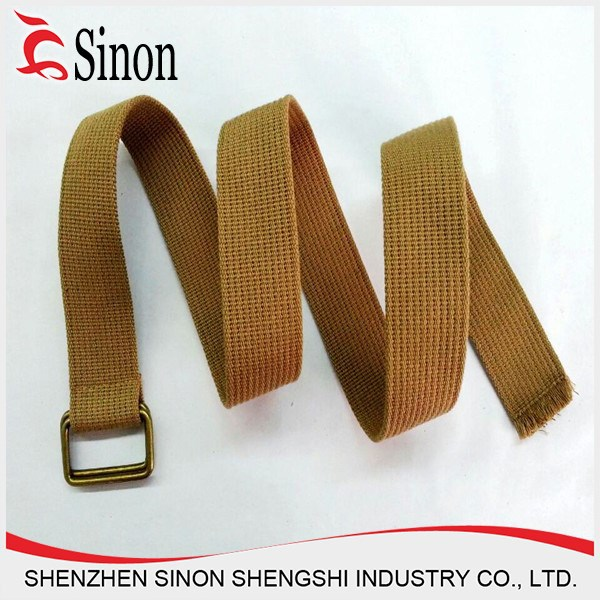 hot sale china name branded high quality best elastic belt for men