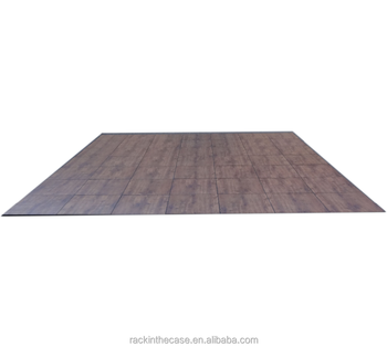 Portable Wooden Dance Floor Plank Pvc Floor