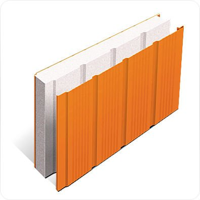 Fireproof EPS Sandwich Panel