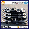 Trailer Suspension Adjustable/Fixed/Torque arm/U-bolt Trailer Parts