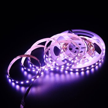 5M 5050 RGBWW 4 in 1 RGB+Warm White 144leds/m IP30 Non-waterproof 300LEDs lamps LED lights, colored LED Tape Lights