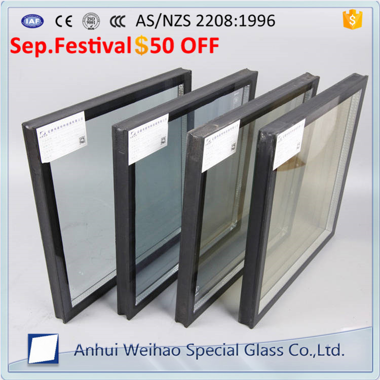 Factory top quality safe replacement insulated glass panels wholesale for window door