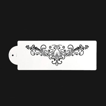 Most Popular Template Decorate Wedding Cake Decorating Lace Stencils