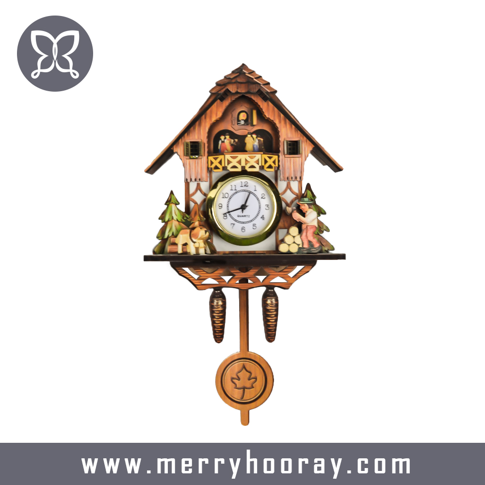 Customized Cuckoo Clock 30th Birthday Gift Ideas