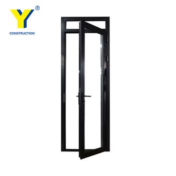 Modern Aluminum Entry Dooraluminum Double Glazed Windows And Doors