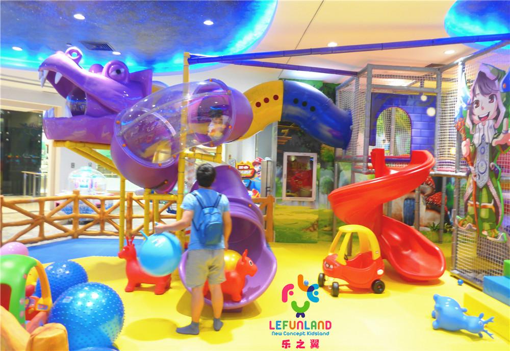 lefunland indoor playground equipment 5 levels pirate theme play ...