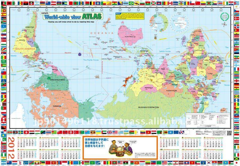 World Map Australia Centered.Australia At The Center Of World Map Buy Australia World Map Japanese Novelty Product On Alibaba Com
