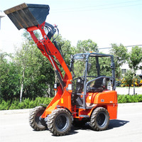 CH906 China construction heavy duty machine 0.6 ton front end wheel loader price