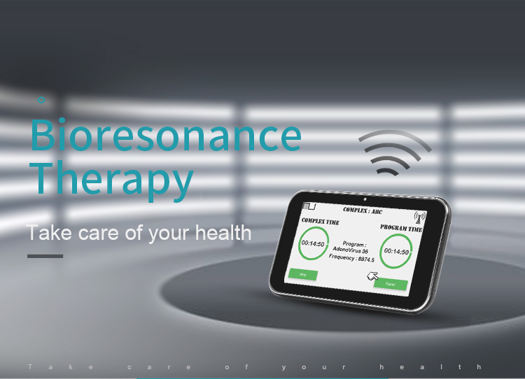 Bioresonance Therapy Device