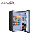 compressor refrigerator freezer, 85l mini bar fridge