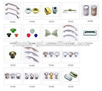 Different Types Plastic/Zinc Alloy Door Knobs And Handles From Handle Knob  Factory