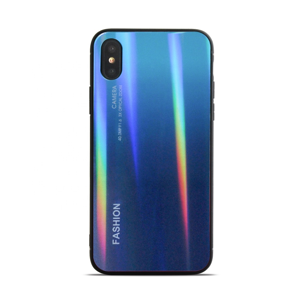 Good price for iphone xs tempered glass cover case for