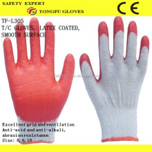 latex coated glove malaysia top gloves in China