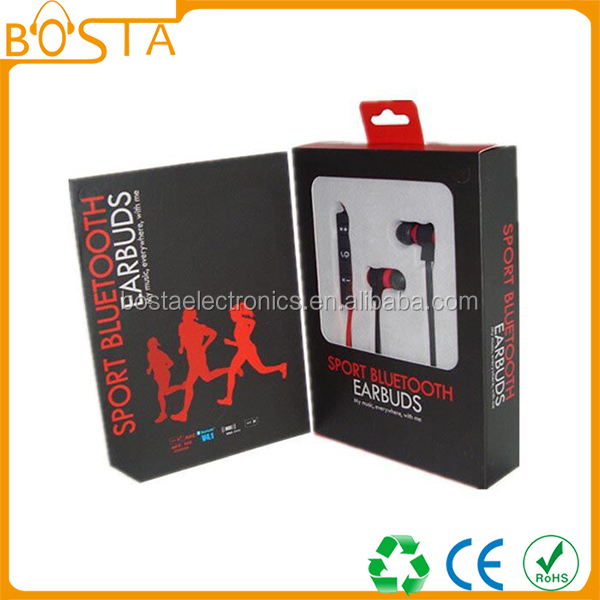 Mobile Phone Use and Wireless Communication bluetooth earphone for sport