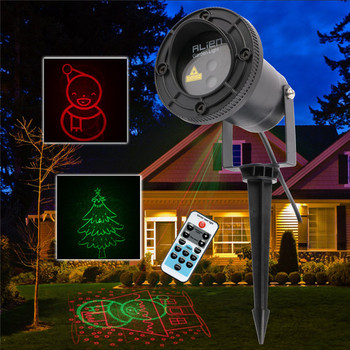Outdoor Laser Christmas Light Projector