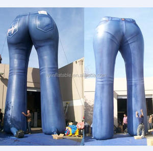 Best sale inflatable pants,inflatable jeans for advertising