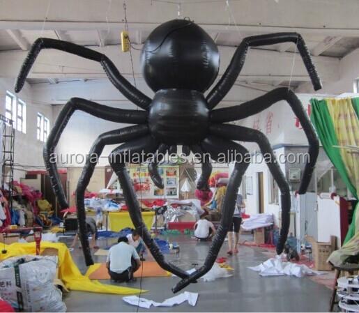 customized giant inflatable halloween spiderhalloween inflatable spider - Giant Halloween Spider