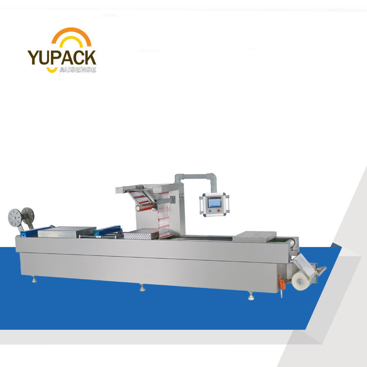 YUPACK Fully Automatic stretch film vacuum thermoformers