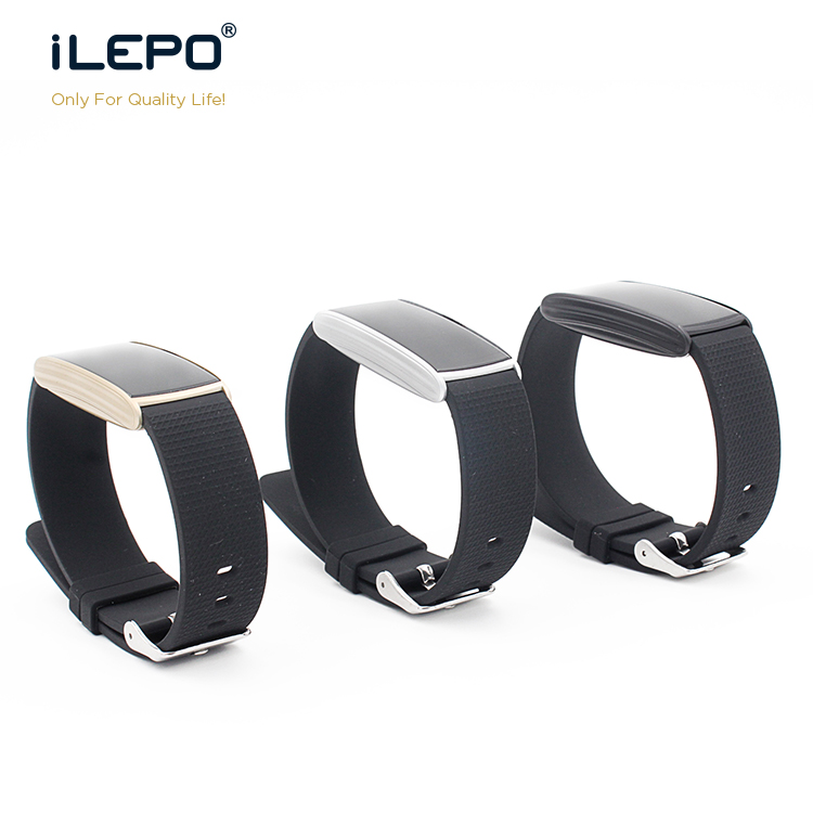 N108 HR function Blood pressure Blood oxygen IP67 3-axis G-sensor power display Dynamic heart rate detection bluetooth bracelet