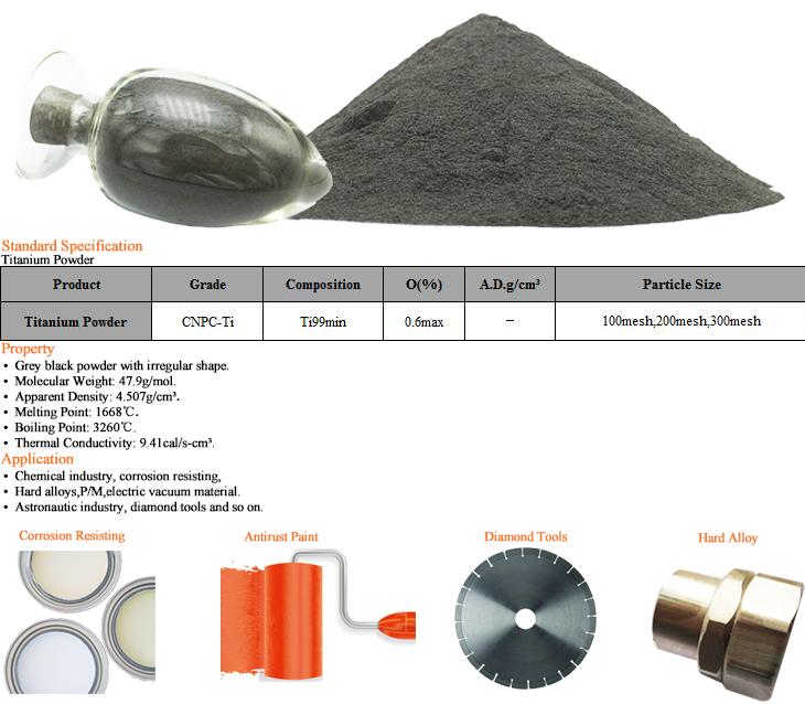 Metal 3d Printing Titanium Alloy Ti6al4v Powder