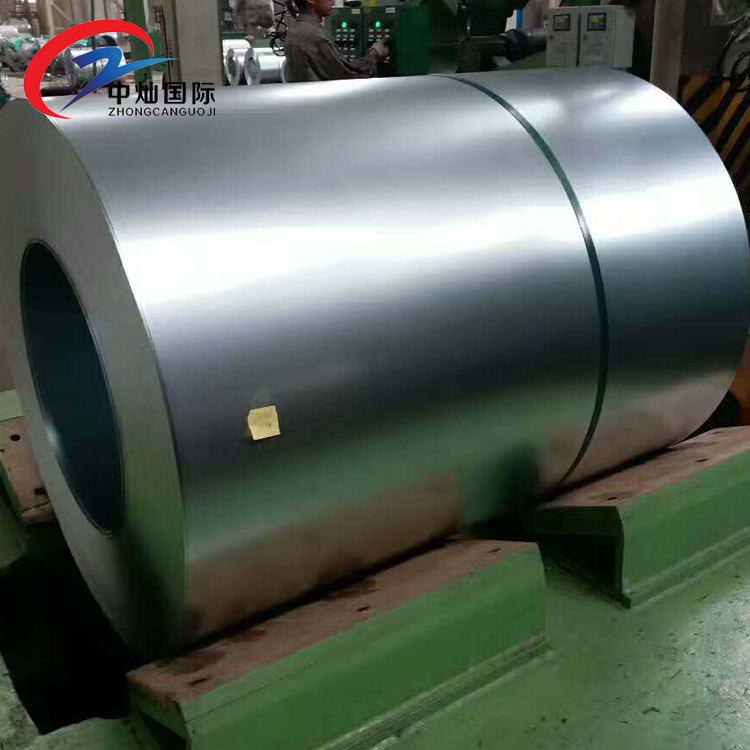 New price of reels / galvanized strap / gi steel coil Z150g with zero spangle