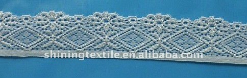 fascinating lace trim used for high fasion underwear
