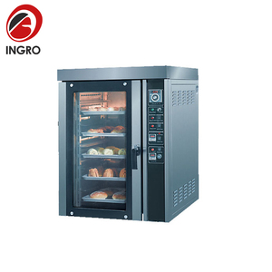 Food Confectionery Industrial CeBakery Furniture Gas Burner Gas Deck Oven