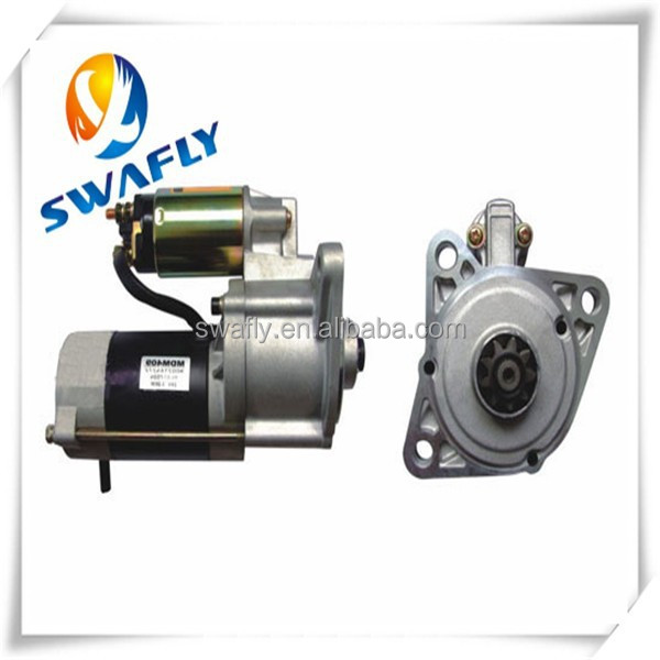 D4BB Starting Motor 3610042C10 For Excavator With 9T 12V 2.8KW