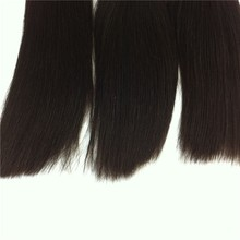 Virgin hair factory vendors wholesale 7A top quality goat hair fabric