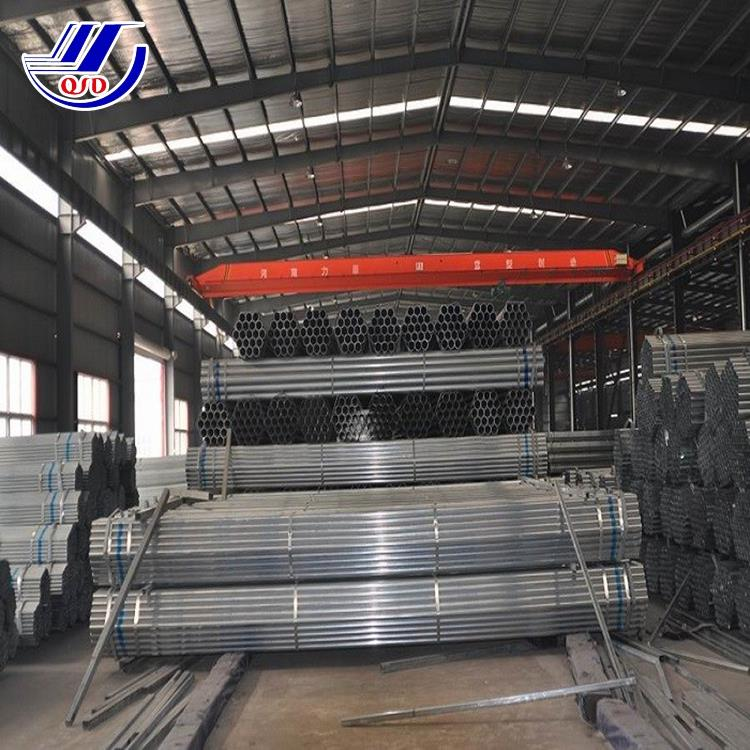 manual switch e 601 with beveled ends hot dipped galvanized pipe