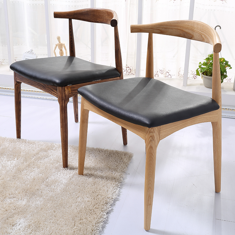 Ikea Wood Dining Table: Solid Wood Dining Tables And Chairs Combination Of Modern