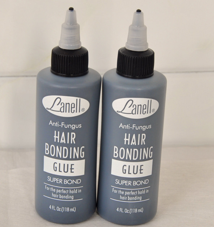 Lanell Anti-Pilz-Haarkleber, Super Bond, 1/2/4 Fl.Oz,