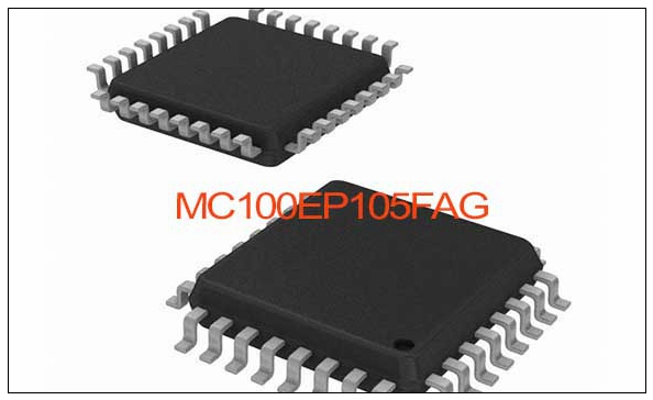 MC100EP105FAG IC GATE AND/NAND QUAD 2IN 32LQFP MC100EP105FAG 100 MC100 MC100E 100E C100